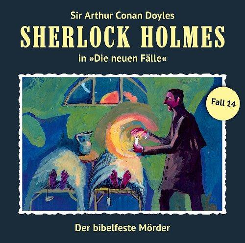 Sherlock Holmes - Die neuen Fälle - Fall 14 : Der bibelfeste Mörder