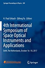 4th International Symposium of Space Optical Instruments and Applications: Delft, The Netherlands, October 16 -18, 2017