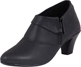Right Steps Women's Leather Ankle Boots