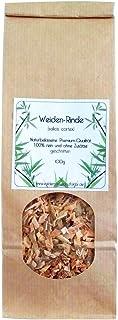 Valdemar Manufaktur Premium WEIDENRINDE-Tee 100g geschnitten - HANDVERPACKT In Deutschland