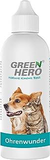 Green Hero Ohrenwunder pflegt das Ohr und unterstützt den Regenerationsprozess bei..