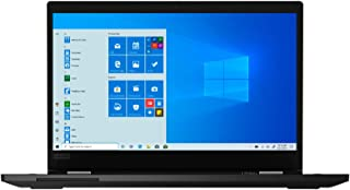 "Newest Lenovo ThinkPad Yoga L13 2 in 1 13.3"" FHD Touchscreen Premium Business Laptop, Intel Quad Core i5-10210U (Beat i7-7..."