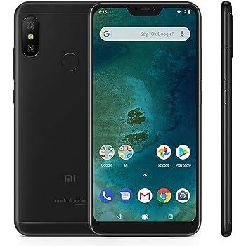 Xiaomi A2 Lite 4GB+64GB (Negro): Amazon.es: Electrónica