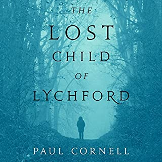 The Lost Child of Lychford cover art
