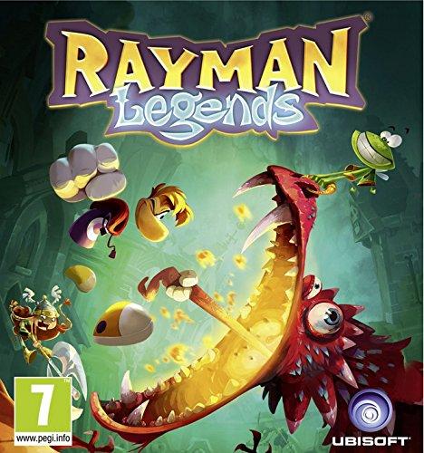 Rayman Legends (輸入版:北米) - PSVita