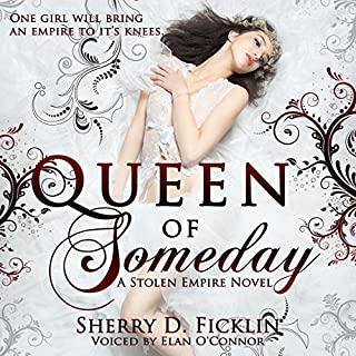 Queen of Someday audiobook cover art