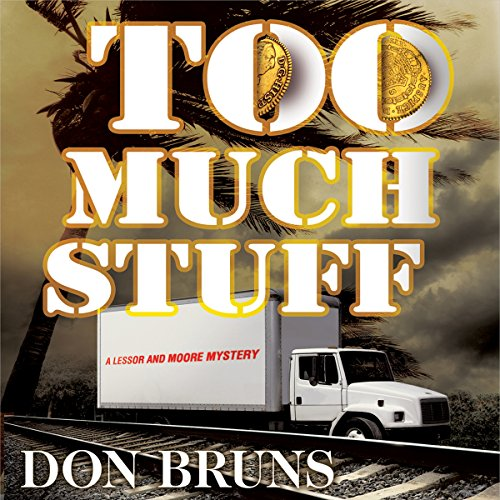 Too Much Stuff audiobook cover art