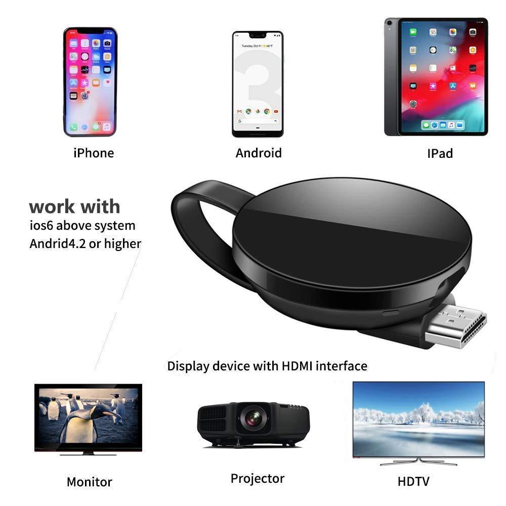 WiFi Aparato para la conexión de WiFi, ATETION WiFi inalámbrico ...
