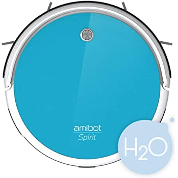 AMIBOT Pure H2O - Robot aspirador y limpiador: Amazon.es: Hogar