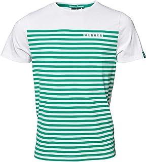 Werder Bremen SV T-Shirt Werder Streifen 20-11096
