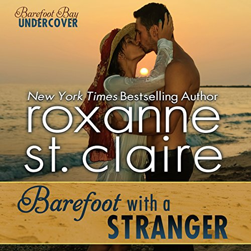 Barefoot With a Stranger audiobook cover art