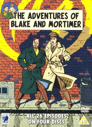 Blake And Mortimer - The Adventures Of Blake And Mortimer