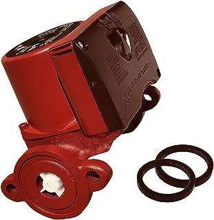 Grundfos UPS15-58FC Circulator Pump Red