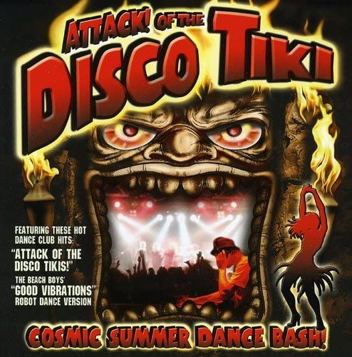 Attach Of The Disco Tiki Dance Party product image