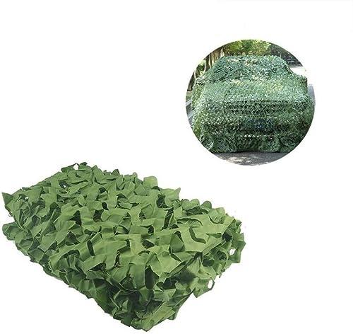 SSWZZHANG Bache,Filet de Camouflage Camouflage Chasse Filet Filet Cacher Armée Militaire Oxford Tissu Camo Filet Plein air, Camping, Toit, Photographie (Taille   5  5M(13.1  13.1))