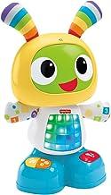 Fisher-Price - Baile divertido Beat Bo, juguete para desarrollar la motricidad (Mattel CGV45) [versión en alemán]