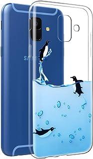 coque samsung a40 pingouin
