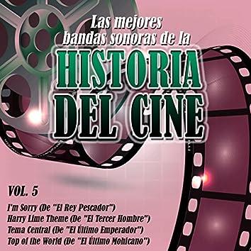 Las Mejores Bandas Sonoras de la Historia del Cine Vol. 5