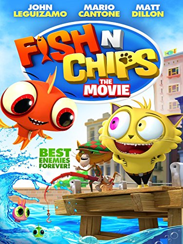 Fish 'N Chips The Movie