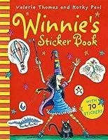 Winnie's Sticker Book (Winner the Witch)