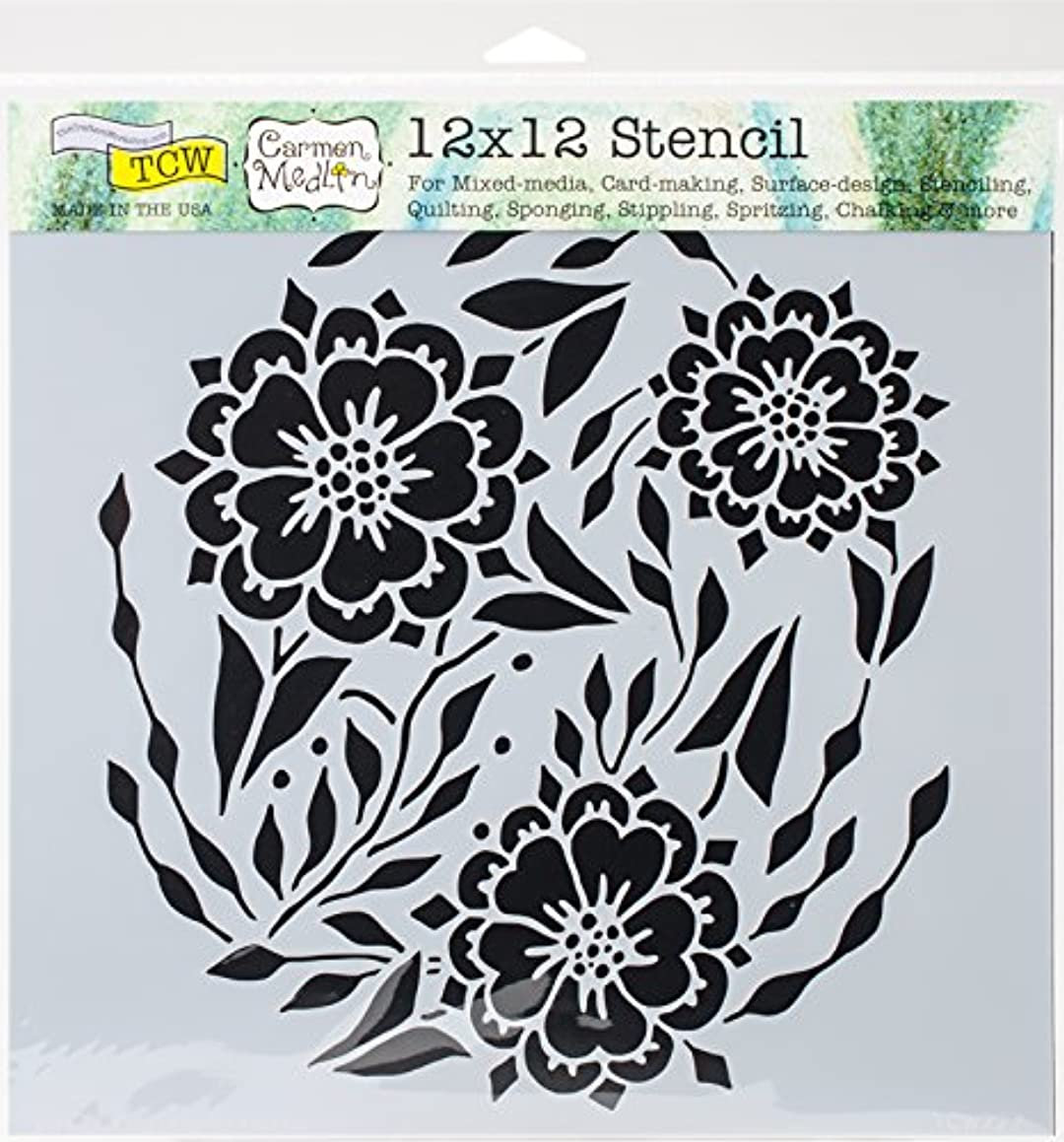 CRAFTERS WORKSHOP TCW727 Template 12