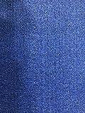 Boat Trailer Bunk Carpet (Blue Black, 16oz 12' (in) Wide x 12' (ft) Long)