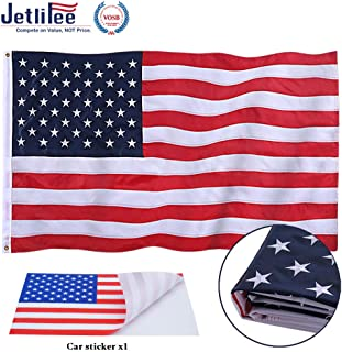 3x5 Haiti Country 2ply Double Sided Flag 3x5ft Banner