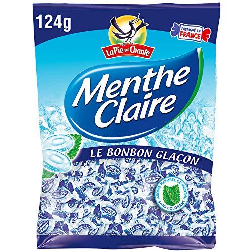 La Pie Qui Chante Bonbon Menthe Claire 124 g