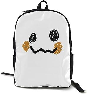 Lovely Pikachu School Backpack Lightweight Bookbags Students Schoolbag Travel Daypack Laptop Bag for Kids Teens