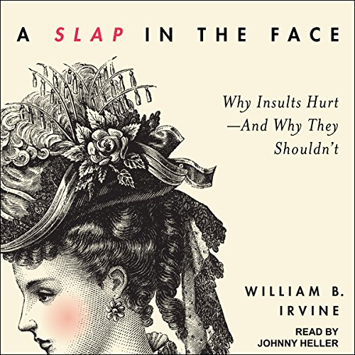 A Slap in the Face audiobook cover art