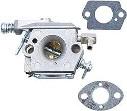 Anxingo 640347 640347A Carburetor for Tecumseh TM049XA TC200 TC300 Ice Auger 2-Cycle Vertical Engine Power Head Oregon 50-660 MFG #5312 Strike Master Jiffy Ice Auger 50667