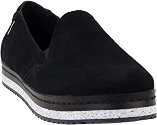 Women's Palma Leather Wrap Slip-On Shoes