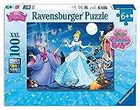 Adorable Cinderella (100 PC XXL Puzzle with Glitter)