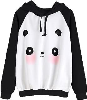 Best cartoon panda hoodie Reviews
