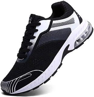 XIDISO Zapatos de Running para Mujer Zapatillas Calzado Ligero Sneakers para Caminar Gimnasio Zapatos Deporte Correr Fitne...