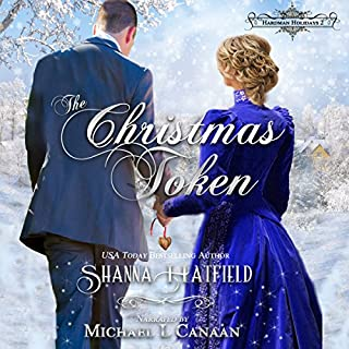 The Christmas Token audiobook cover art