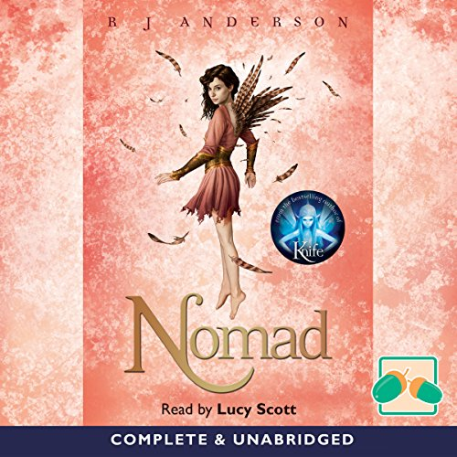 Nomad audiobook cover art