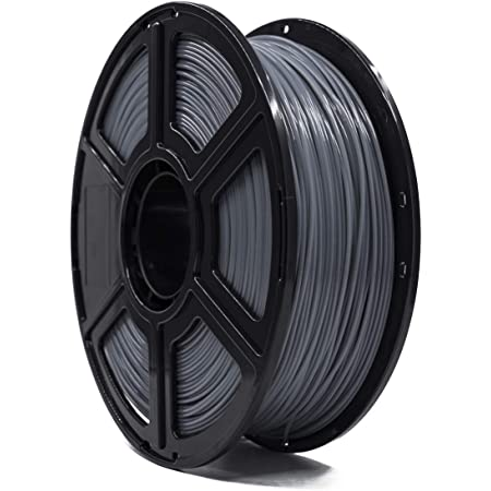 WOL 3D Flashforge 1.75 3D Printer Filament (Grey)
