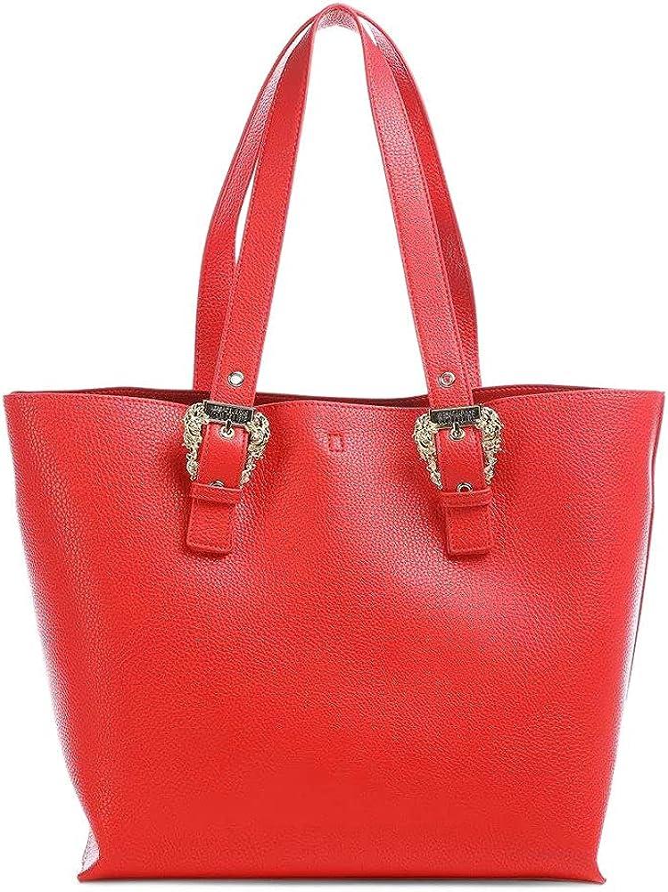 Versace borsa a mano/spalla da donna in pelle sintetica E1VWABF771578500