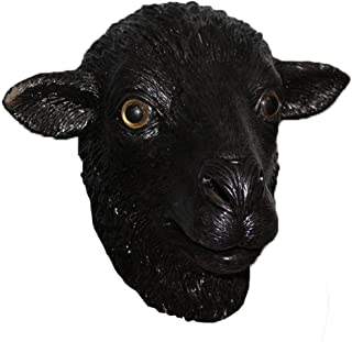 Halloween Latex Masks Rubber Goat Ram Antelope Animal Head Masks Party Costumes