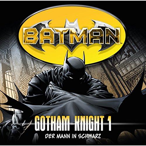 Der Mann in Schwarz (Batman: Gotham Knight 1) Titelbild