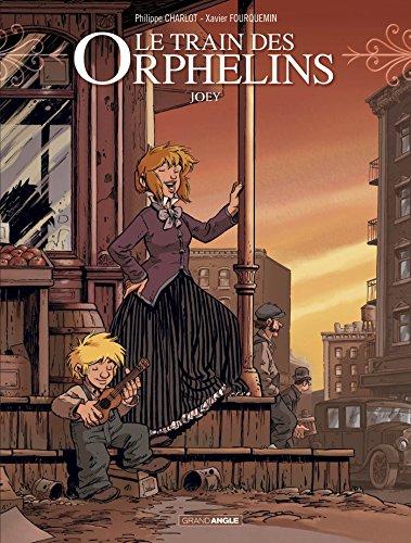 Le train des orphelins - volume 4 - Joey