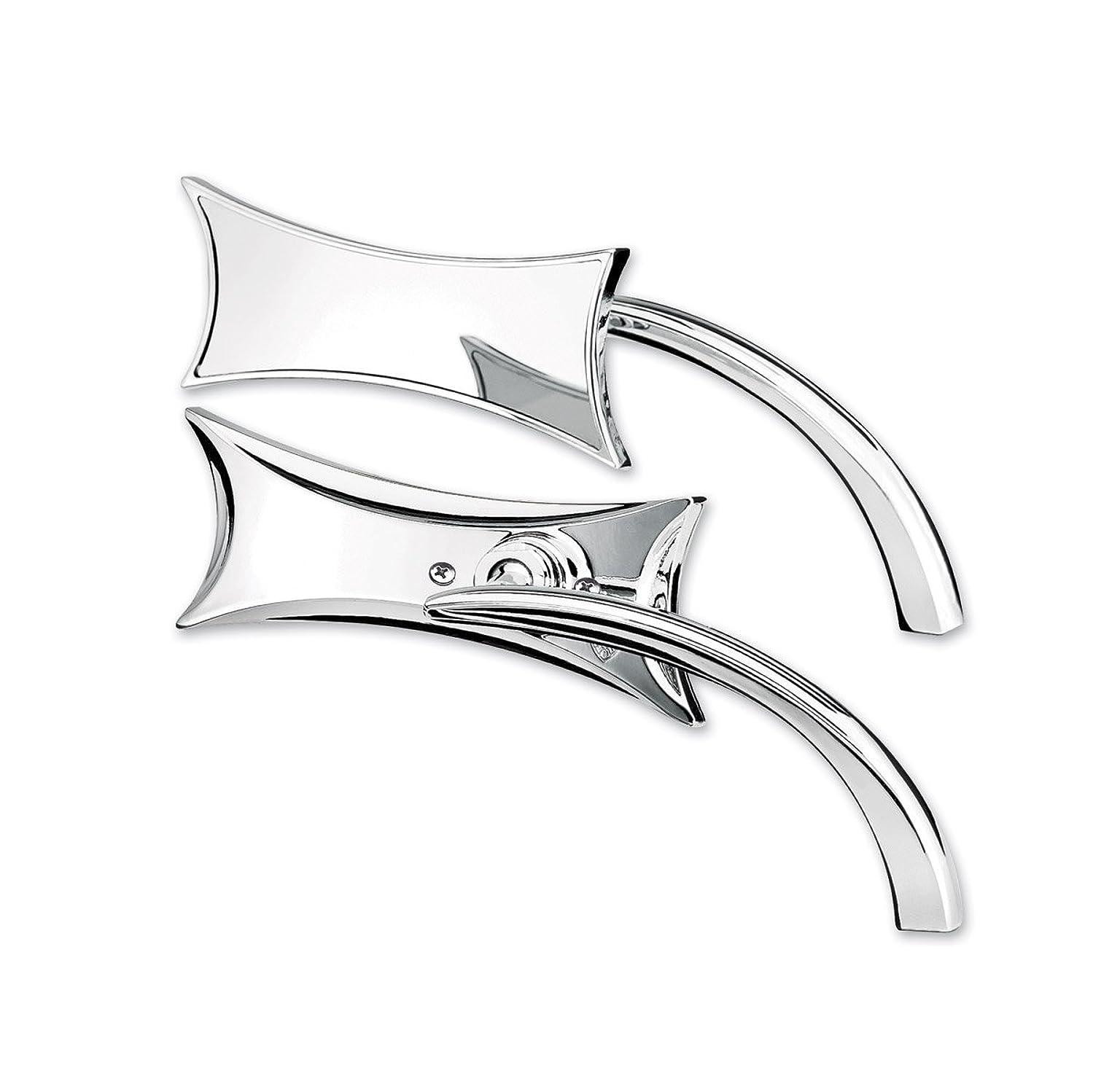 Arlen Ness 13-417 Ness Micro Mirror