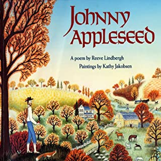 Johnny Appleseed cover art