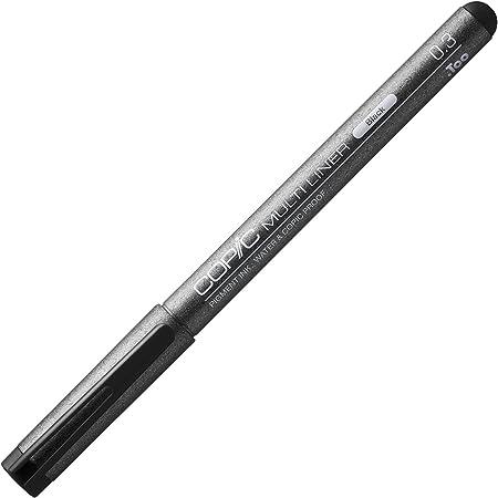 コピック マルチライナー【ブラック】 0.3mm 11780030