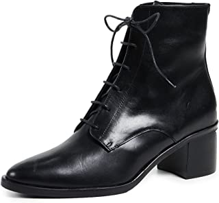 Freda Salvador Women's The Ace Lace Up Booties