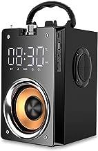$139 » shiy Bluetooth Speaker Bass Bluetooth Speaker Portable Sound Column High Power 3D Stereo Subwoofer Music Center Support AU...