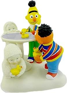 Dept 56 Snowbabies RUBBER DUCKIE HAVE SOME FUN 69812 Sesame Street Ernie Bert