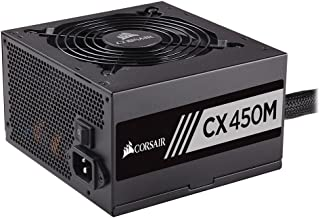 Corsair CX450M 80PLUS BRONZE認定 PC電源ユニット PS626 CP-9020101-JP