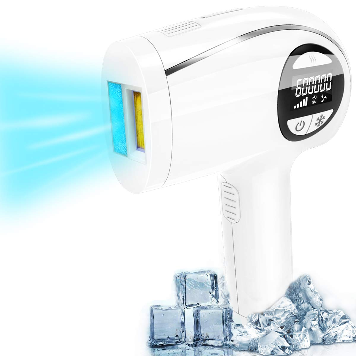 Hair Removal Women Men Permanent Hair Removal Device at Home